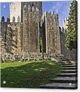 Medieval Castle Keep Acrylic Print