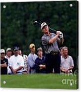 12w334 Jack Nicklaus At The Memorial Tournament Photo Acrylic Print