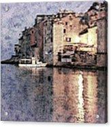 Memory Of Rovinj - Croatia Acrylic Print