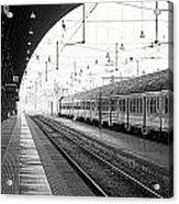 Milan Central Station Acrylic Print