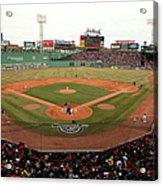 Milwaukee Brewers V Boston Red Sox 1 Acrylic Print