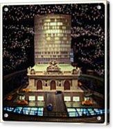 Mini Grand Central Acrylic Print