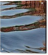 Mississippi Reflections Acrylic Print