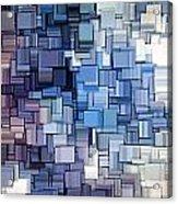 Modern Abstract Vi Acrylic Print