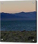 Mono Lake Acrylic Print