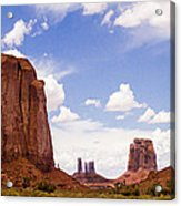 Monument Valley - Arizona Acrylic Print