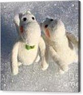 Moomins Acrylic Print