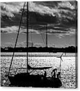Morning Sail Acrylic Print