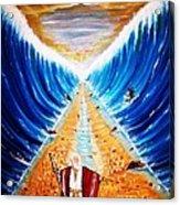 Moses. Acrylic Print