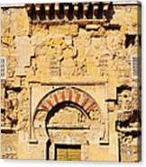 Mosque-cathedral In Cordoba Acrylic Print