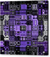 Motility Series 23 Acrylic Print