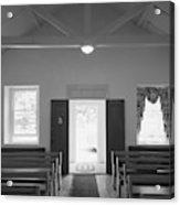 Mount Gilead Ame Church Acrylic Print