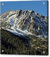 Mount Tom Acrylic Print