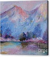 Mountain Vista 2 Acrylic Print