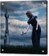 Mourning Acrylic Print