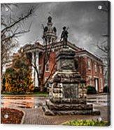 Murfreesboro Town Hall Acrylic Print
