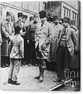 Mustafa Kemal Ataturk  Acrylic Print