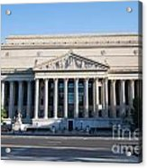 National Archives Acrylic Print