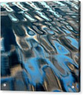 Natural Water Abstract Acrylic Print
