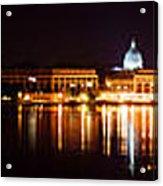 Naval Academy In Annapolis 2 Acrylic Print