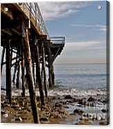 New Photographic Art Print For Sale Paradise Cove  Acrylic Print