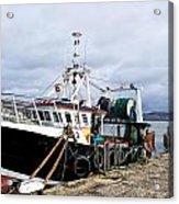 New Seeker - Lyme Regis Acrylic Print