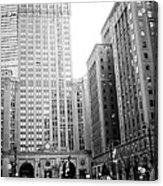 New York City Acrylic Print