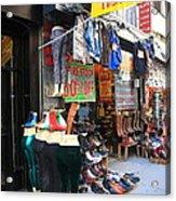New York City Storefront 8 Acrylic Print