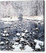 Nine Mile Creek Acrylic Print