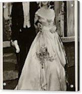 Norma Shearer (1902  1983), American Acrylic Print
