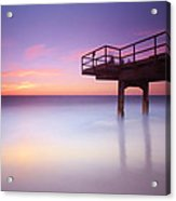 North Beach Perth Western Australia Acrylic Print