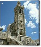 Notre Dame De La Garde Acrylic Print