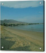 Nuweiba Beach Sinai Egypt Acrylic Print