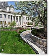 D13l-145 Ohio Statehouse Photo Acrylic Print