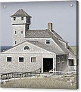 Old Harbor Lifesaving Station -- Cape Cod Acrylic Print