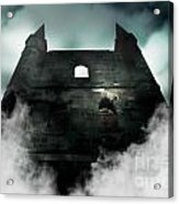 Old Haunted Castle Acrylic Print