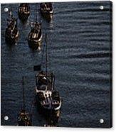 Oporto By River Acrylic Print