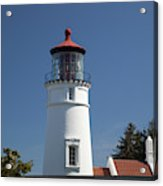 Or, Umpqua River Lighthouse Acrylic Print