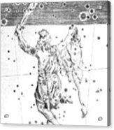 Orion Constellation Acrylic Print
