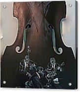 Oscar Peterson Trio Acrylic Print