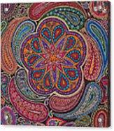 Paisley Park Acrylic Print