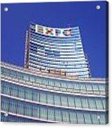 Palazzo Lombardia Acrylic Print