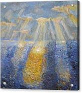 Palos Verdes Magic Acrylic Print