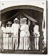 Panama Roosevelt, C1906 Acrylic Print