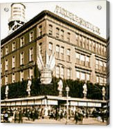 Parker Bridget And Company Department Store - Washington Dc 1921 Acrylic Print
