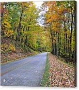 Parkway Acrylic Print