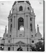 Pasadena City Hall, Pasadena California Acrylic Print