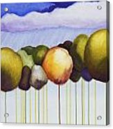 Passionate Twilight Viii Acrylic Print