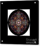 Personal Mandala Acrylic Print