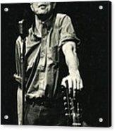 Pete Seeger Acrylic Print